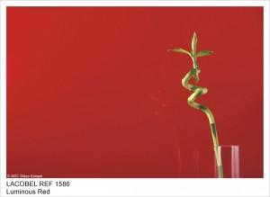 REF1586 SHINING RED
